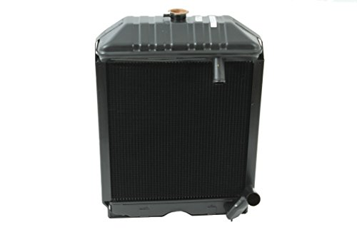 NEW Ford New Holland Radiator Tractor Models fits OEM C5NN8005AB NCA8005C