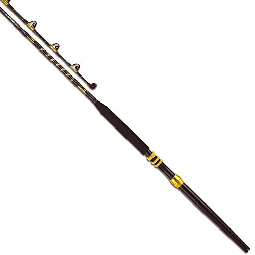 Tica bhla6051 boat rods black buy online in uae for Tica fishing rods