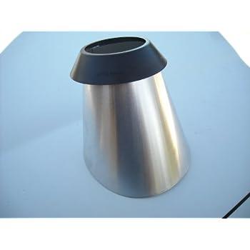 Vent Seal Plus 3 In Aluminum Skirt Roof Vents