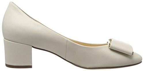Högl 5-10 4080 1400, Scarpe con Tacco Donna Bianco (Ivory)