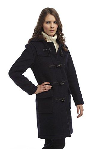 Bleu Coat Original Montgomery Femme Marine Duffle pwpIzxa