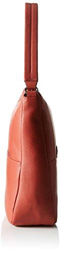 BREE Damen Faro 5 S17 Schultertasche, Einheitsgröße Rot (Tabasco)