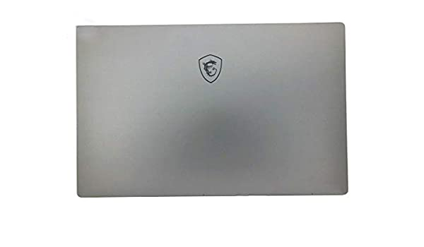 New Compatible Replacemen for MSI GS75 Stealth 17.3 MS-17G1 9SF//9SE//9SD Upper Case Palmrest Cover /& Bottom Case Cover Bottom Case Cover
