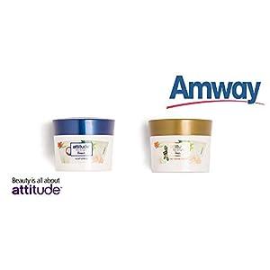 Amway Attitude Be Bright Herbals Day Cream and Night Cream Set