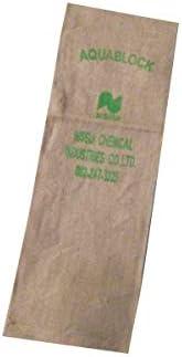 日水化学工業(Nissui Chemical Industries) 土のう グレー 1枚当たり:約1000×250mm(吸水前)