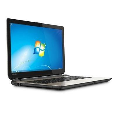 """Satellite S75-B7248 17.3"""" LED (TruBrite) Notebook - Intel Core i7 i7-4710HQ 2.50 GHz - Brushed Aluminum in Satin Gold"""