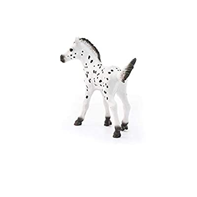 SCHLEICH Horse Club Knapstrupper Foal Educational Figurine for Kids Ages 5-12: Toys & Games