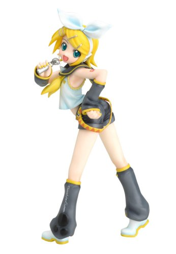 Good Smile Vocaloid Kagamine Rin Character Vocal Series 02 Bust Diamond Comic Distributors APR131957