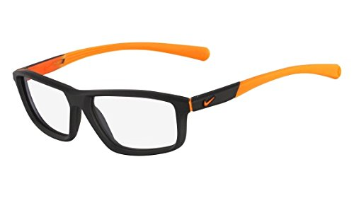 Nike eyeglasses 7086 023 Plastic Dark Grey - Matt (023 Eyeglasses)
