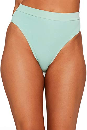 - LSpace Women's Ridin' High High Waist Bikini Bottom High Tide M