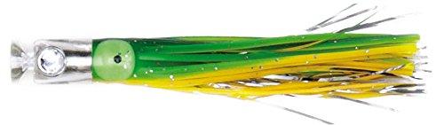 H2OPRO Artificiale TRAINA Kona Mirror Jet CM13 Colore YG Green Yellow CONF 1PZ