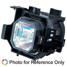 Epson Powerlite 830p Projector Replacement Lamp With Housing