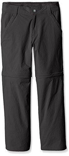 The North Face Jungen Hose B Convertible Hike Pants, Asphalt Grey, M, 0732075063498