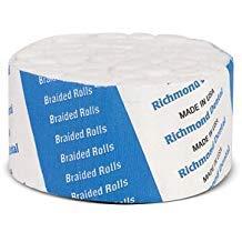 Richmond Dental Company 200215 Cotton Rolls Braided Junior N/S 1.5'' 10000/Bx