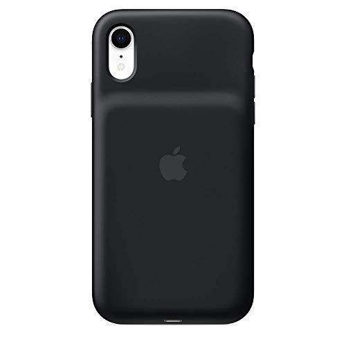 Apple Smart Battery Case for iPhone XR (ONLY) - Black (Renewed)