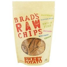 Sweet Potato Chips Organic 3 Ounces Case of 12