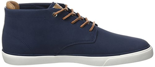 release dates online Lacoste Men's Esparre Chukka 118 1 Cam Hi-Top Trainers Blue (Nvy/Lt Brw) outlet 100% authentic sale best clearance get authentic outlet low shipping fee nP4Pifo