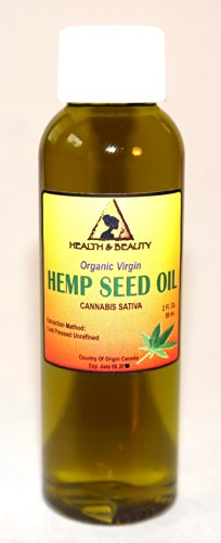 Hemp-Seed-Oil-Unrefined-Organic-Virgin-Carrier-Cold-Pressed-Pure-2-oz