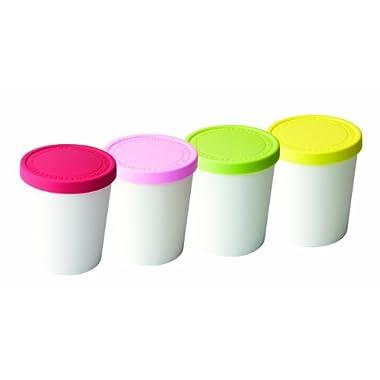 Tovolo Mini Sweet Treats Tubs - Set of 4