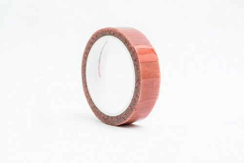 Carogna Tubular Gluing Tape ( Wide) 25mm X 2m (Tubular Tape Tire Gluing)