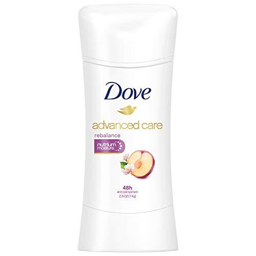 Dove Deodorant 2.6 Ounce Adv Care Anti-Perspirant Rebalance (76ml) (3 Pack)