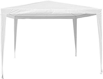 Garden Deluxe Cenador Impermeable 531420, 300 x 200 x 180 cm, Blanco: Amazon.es: Jardín