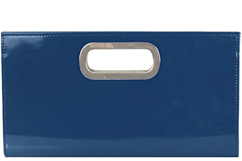 Gris Bleu Hellgrau pour Pochette femme EU Shop One Size Emmy nZUTIx