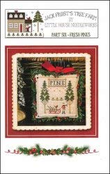 Fresh Pines Cross Stitch Chart Jack Frosts Tree Farm Part Six