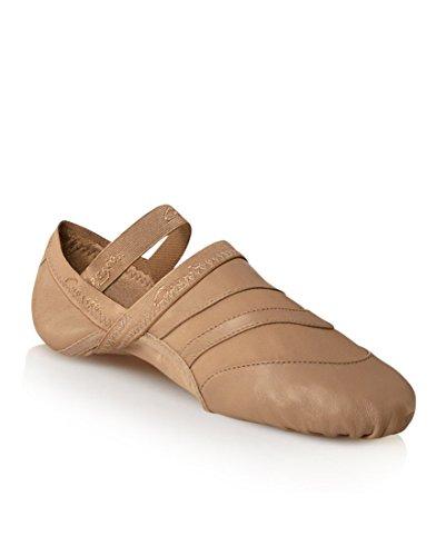 Capezio-Womens-Freeform-Ballet-ShoeCaramel12-M-US