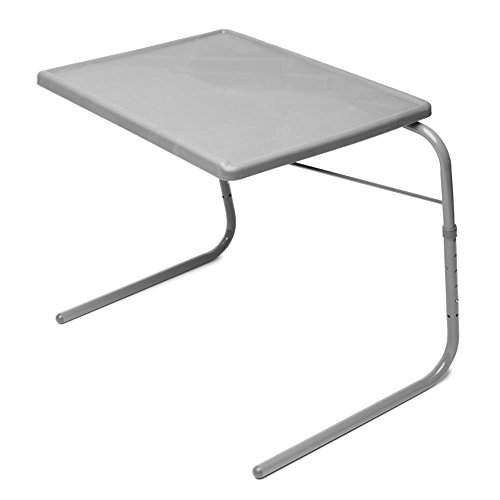 Table Mate Xl Tv Tray Table Silver Buy Online In Uae