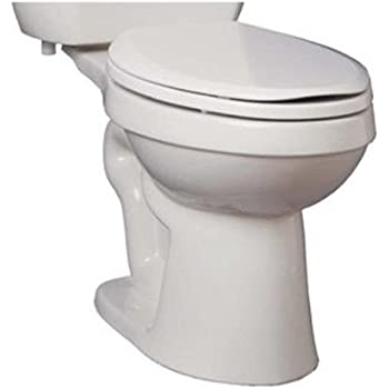 Proflo Pf9401wh Elongated Toilet Bowl Only Two Piece