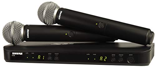 The 10 best shure wireless microphone system sm58 for 2020