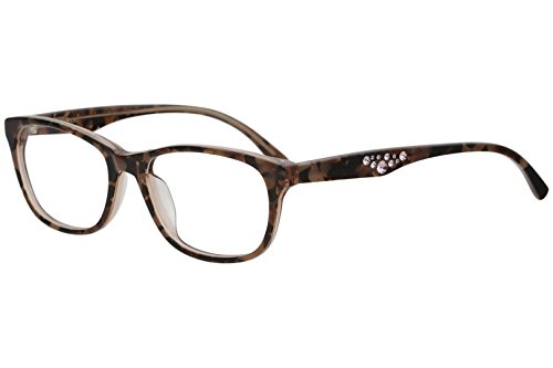 VERA WANG Eyeglasses LAENE Rose Tortoise 54MM