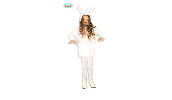 Disfraz de conejita (talla 4-6 años): Amazon.es: Juguetes y juegos