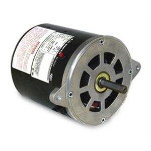 Oil Burner Motor, 1/7 HP, 3450, 115 V, 48M