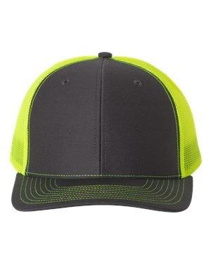 Richardson Cap Adult Unisex 112 Mesh Back Adjustable Caps (Mesh Back Adjustable Cap)