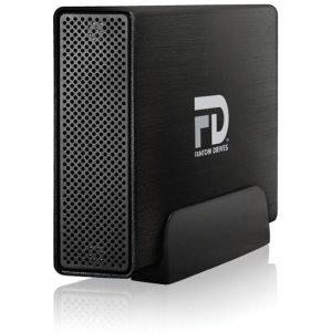 Fantom Drives GForce3 - Hard Drive - 2 TB - USB 3.0 - Bla...