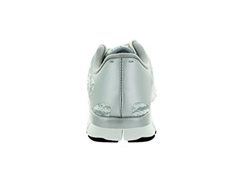Nike W Nk Free 5.0 V4 Ns Pt - Zapatillas para mujer Metallic Silver/Summit White/Metallic Silver