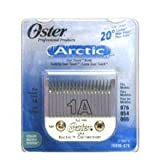 oster hair remover - Oster Professional 76918-076 Replacement Blade for Classic 76/Star-Teq/Power-Teq Clippers, Size #1A 1/8
