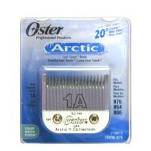 Oster Professional 76918-076 Replacement Blade for Classic 76/Star-Teq/Power-Teq Clippers, Size #1A 1/8