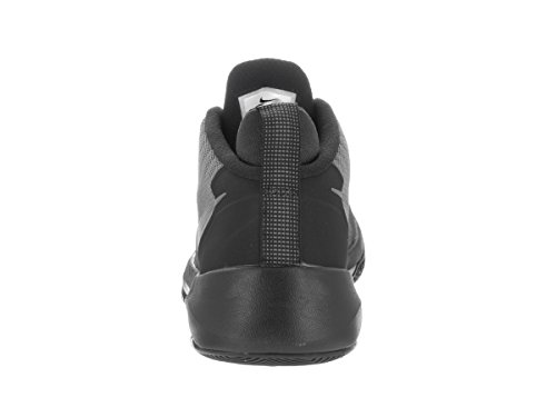 clearance good selling NIKE Men's Air Versitile Nubuck Basketball Shoes Dark Grey/Metallic Dark Grey/Black/Cool Grey free shipping under $60 visit new online 4phdz