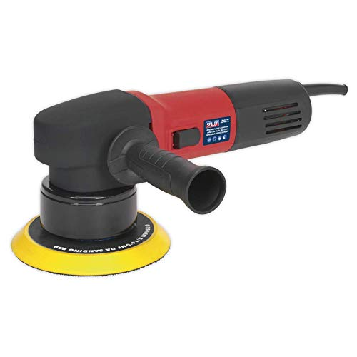Sealey DAS150T Random Orbital Dual Action Sander Ø 150mm 230V