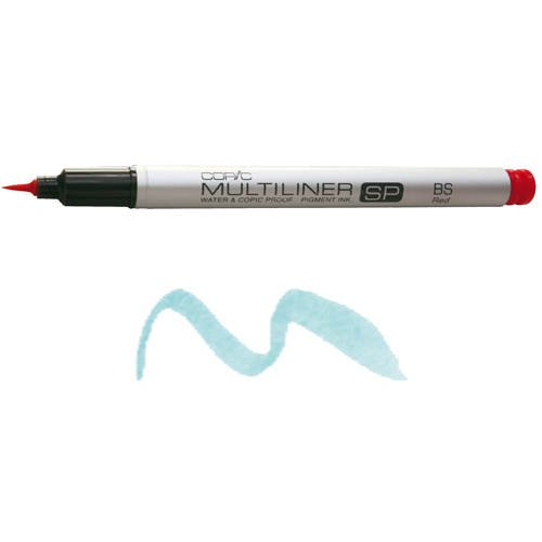 Copic Markers MLSPTBS Multiliner with Replaceable Nib, SP BS, Turquoise