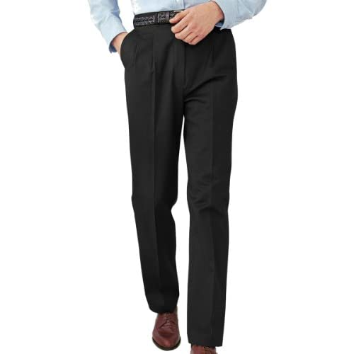 Cheap Edwards Garment Men's Lightweight Pleated Casual Chino Dress Pant supplier
