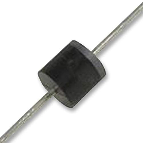 BZW50-120B - TVS Diode, Transil BZW50 Series, Bidirectional, 120 V, 215 V, Axial Leaded, 2 Pins (BZW50-120B) (Pack of 10)