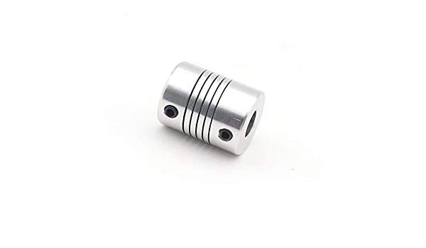 WNJ-Tool, Impresora 1pcs 5X6 D19L25 aleación de Aluminio Z Eje ...