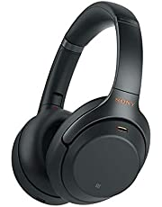 Sony WH1000XM3B Wireless Noise Cancelling Headphones, Black