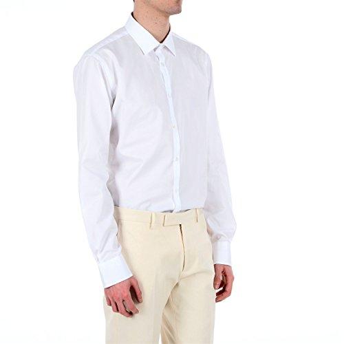 AGLINI Camicia Uomo Bianco DAVID664BIANCO