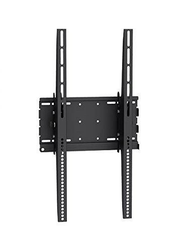 mp pwb 64f lcd low profile tv wall mount design for vertical or portrait - Support Tv Design