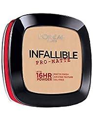 L'Oréal Paris Makeup Infallible Pro-Matte Powder, lightweight...